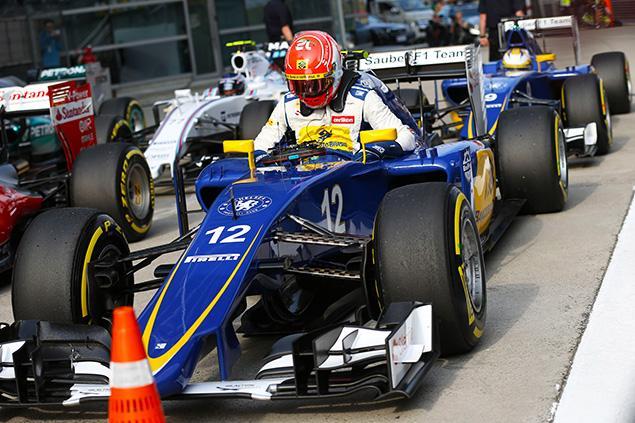 نصر: الأجواء الحارة تُمثّل نقطة ضعف فريق ساوبر -- http://t.co/islQK6vZsg #فورمولا1 @FelipeNasr #F1 http://t.co/C5IcfoUzSq