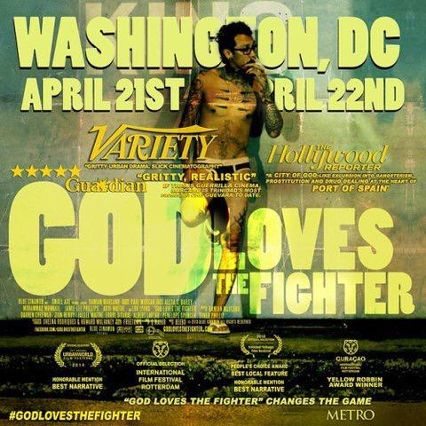 Preparing for @filmfestDC. Can't wait for DC audience to see #godlovesthefighter GET YOUR TIX. http://t.co/2Etx4Gs52k http://t.co/iHWaP4N3WA