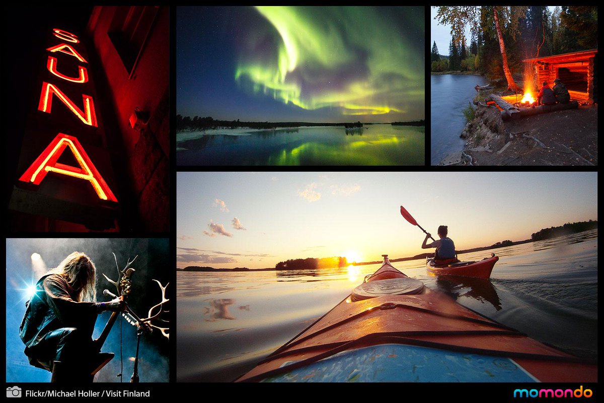Ever been to Finland? Now is the time to go! http://t.co/YA4nFKfLy8 #Finland @OurFinland http://t.co/fcPT5ja0YA