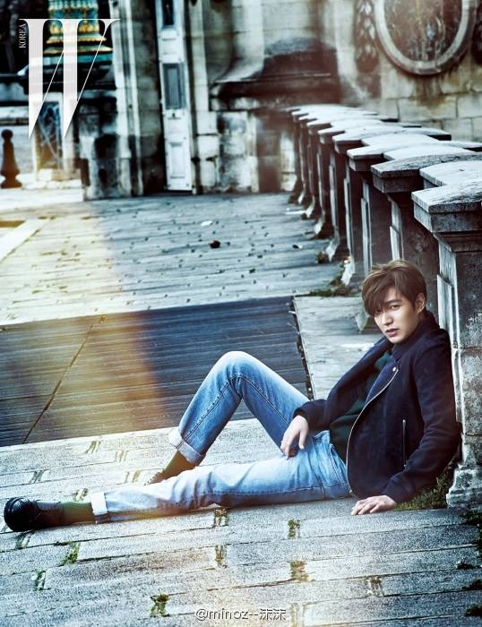 RT @3veKmy: Wow...#LeeMinHo #Paris new pictorial updates in W Magazine..😎👍 Hot & sexy. shared by minoz--沫沫 ..(5-7) http://t.co/cYDyu5kvsF