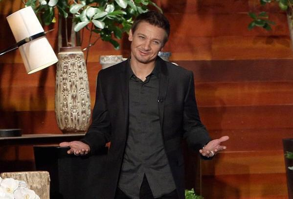 @rennerhawk feel better soon. Here's a Jeremy Renner pic to help  @alewis210 @whereismarianna @thelma2225 @paugie http://t.co/uiTkzv26D6