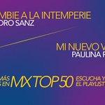 RT @UMusicMexico: .@paurubio y @AlejandroSanz forman parte de MX TOP 50 de @DigsterPlaylist ¿Ya la sigues? http://t.co/FElQNDg8H2 http://t.…