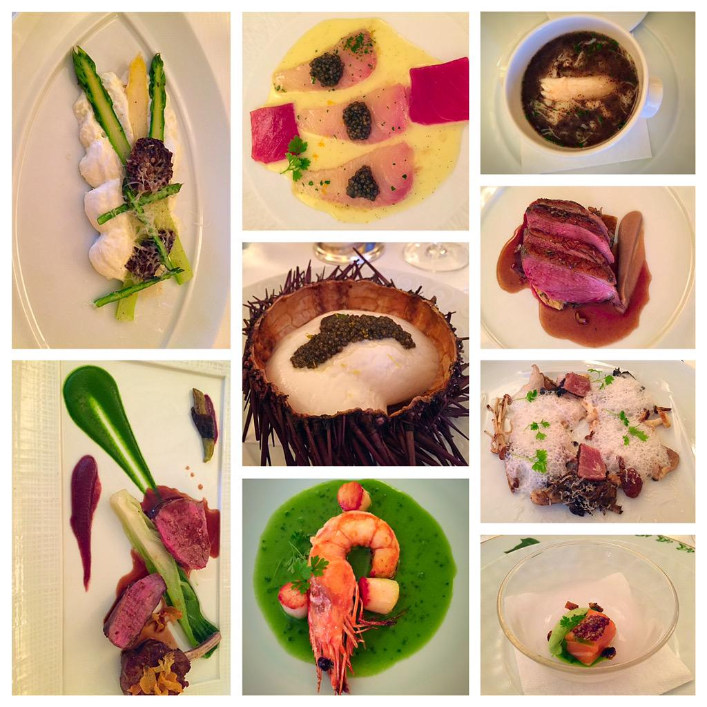 @theTinaFan: Beautiful #food #desserts #restaurant @DavidBouley #NYC #spring #lunch #french #tribeca #foodie #foodart http://t.co/8HoUA2QP0A