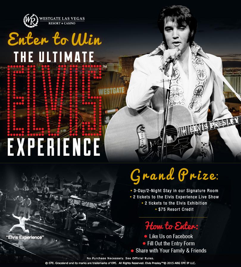 Enter to Win the Ultimate #Elvis Experience! #LasVegas #Vegas #Graceland http://t.co/m3hgBtvDol http://t.co/hluwEItN0P