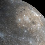 What's Mercury like? @MESSENGER2011 spent 10 years studying the planet. Watch at 1pm: http://t.co/KX5g7yYnYG #askNASA