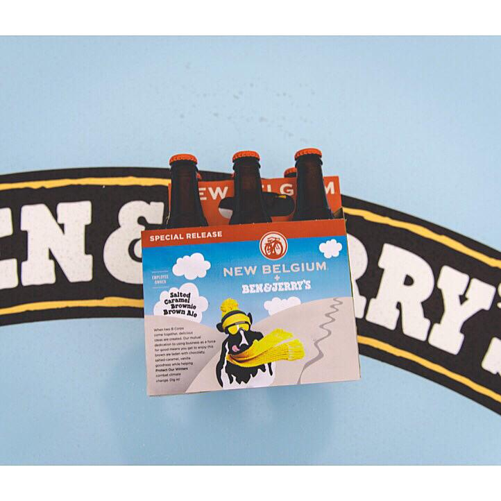 Yep, the rumor's true. We're making a beer with @benandjerrys. More info here: http://t.co/Zf7soHAID4 http://t.co/GYqTQXNPmB