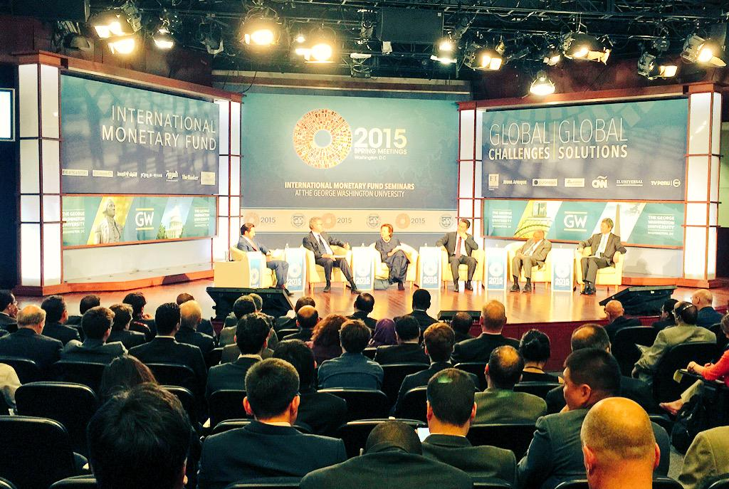 Islamic finance has arrived at world stage - IMF World Bank Spring Meetings - Unlocking its potential @IFGateway http://t.co/sDz9CmLuIC