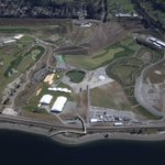 Cant beat the aerial view of @ChambersBayGolf getting ready for @USOpengolf. #2015USOpen http://t.co/KZDTJ1BtyF