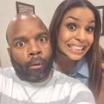 RT @jlove69: Hanging out with @JordinSparks at the office.  #great hang