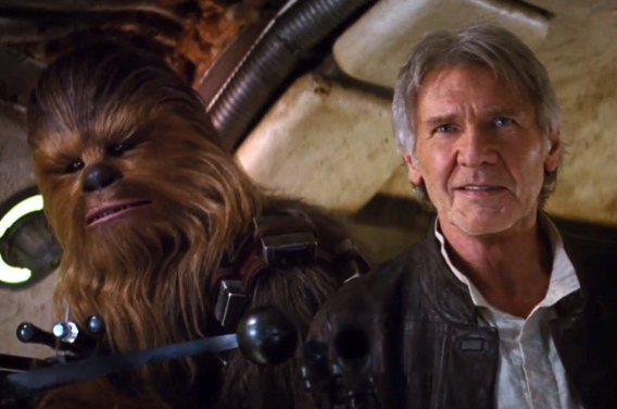 Pretty much this. All. Day. #hansolo #chewie #StarWars http://t.co/01Qug8CZx8