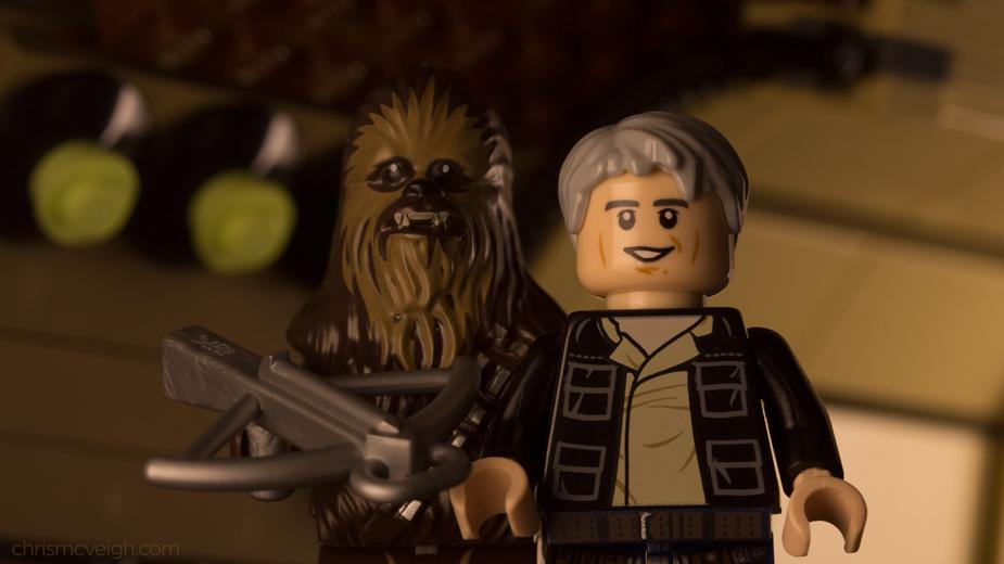Chewie, we're home. @starwars @LEGO_Group http://t.co/5h2LHV0dxE