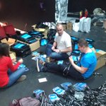 Getting ready for #generateconf NYC. The goodie bags are packed! http://t.co/xPajDmqhqD