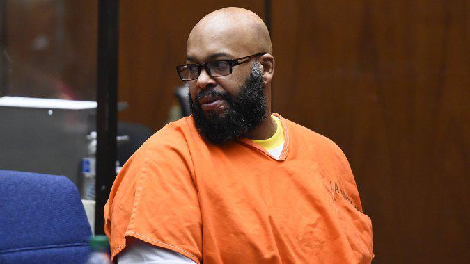 Suge Knight Hospitalized Following Order to Stand Trial on Murder Charge