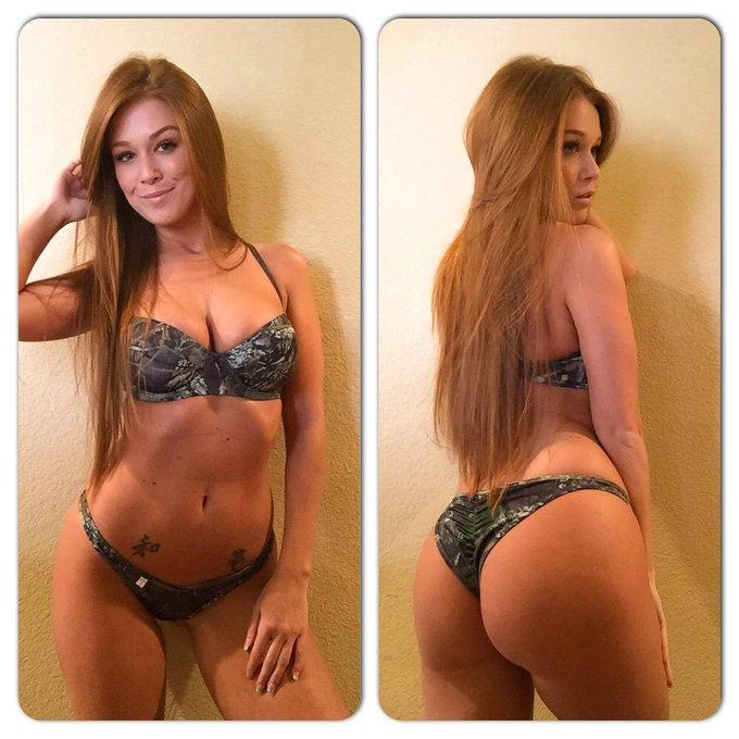 Yay for Camo bikinis ??☀️ http://t.co/X6Ec9Mookq