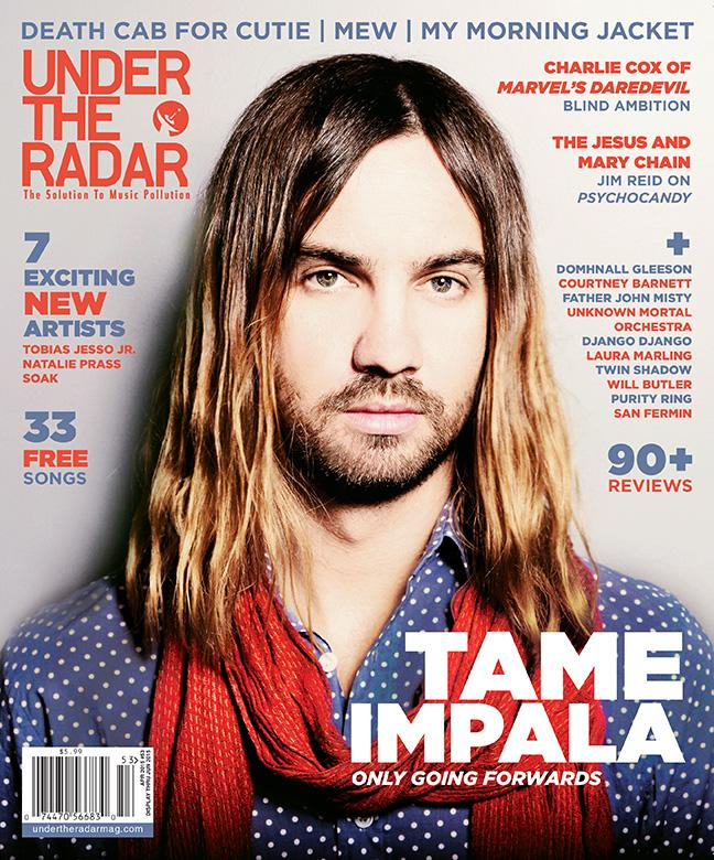 out now: the April/May issue of @Under_Radar_Mag featuring 8-page cover story on @tameimpala - http://t.co/3JMZyzIrrx http://t.co/wDUA3hpbLQ
