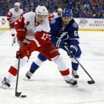 Pavel Datsyuk becomes 10th Red Wings player with 40 postseason goals.