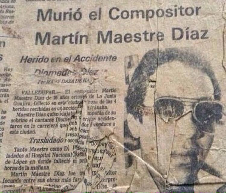 Como se reportó la muerte de Martin Maestre Díaz http://t.co/lpCl3eUhFX