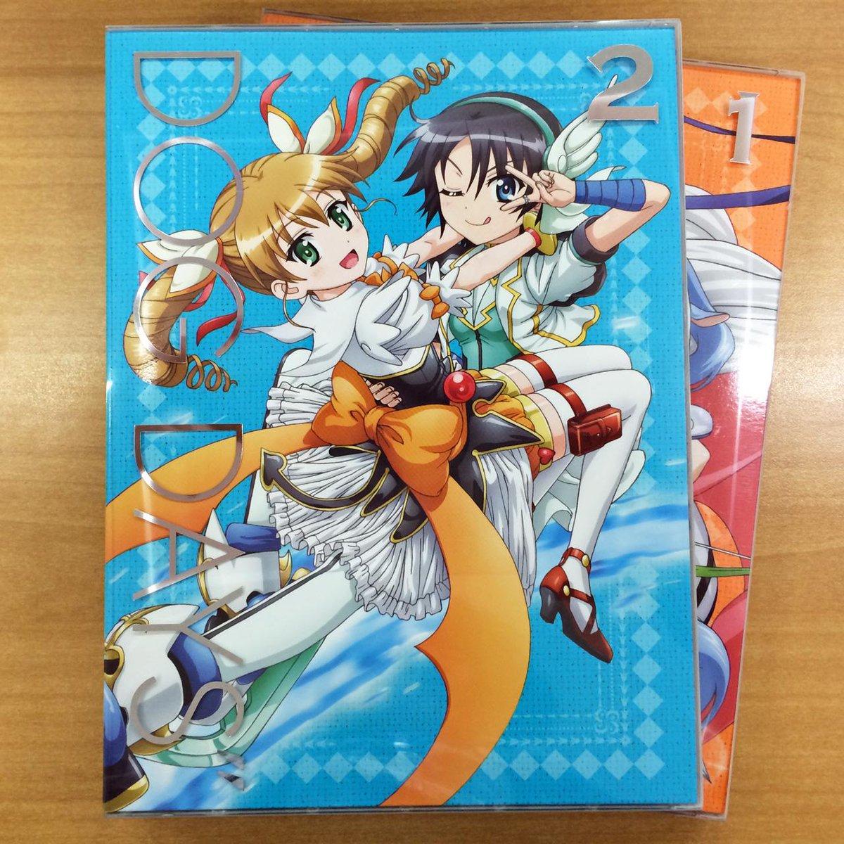 【BD&DVD②4/22発売】来週発売です! 完全生産限定版はキャラクターデザイン・坂田理さん描き下ろしデジジャ