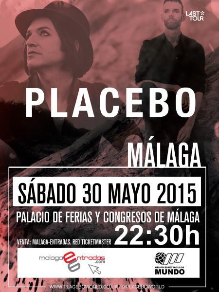 #Placebo actuará en el MAC de @Fycma el día 30 de Mayo ► http://t.co/rd5uy3GNJp #Málaga #Conciertos @PLACEBOWORLD http://t.co/bm1gDTCMlV