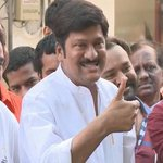 RT @PriyaSaying: CONGRATS #RajendraPrasad garu for winning MAA elections.. :) RAJU ga elect ayaru Industry variki PRASADam pettandi ;p