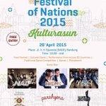 BESOK! #FON2015 w/ @Naifband @MaliqMusic @ThedandeesID @saratuspersen   Jl. Dago, 12pm till end @FestivofNations http://t.co/cK7M1eRSiy