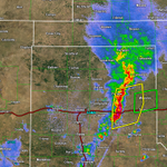 #Severe Thunderstorm Warning for SE Texas Panhandle. Reports of hail up to golfball size. #phwx #txwx http://t.co/okASRP5JIX
