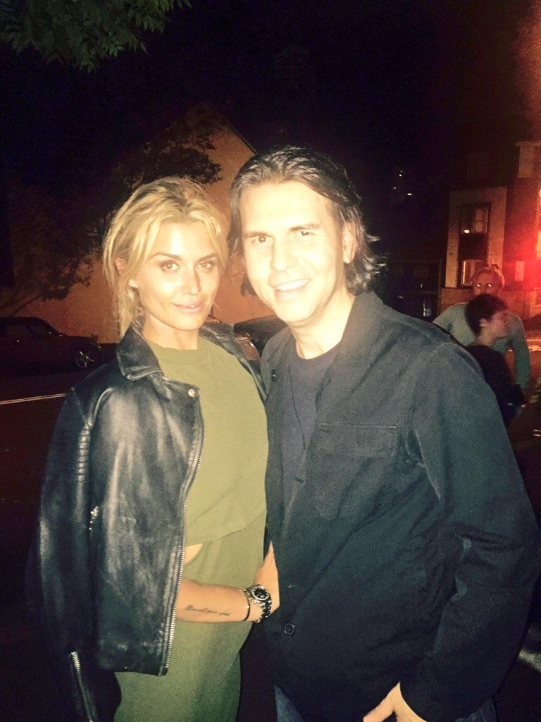 Great to see you last night @CheyCheyTozzi XO @TheStore http://t.co/YEh3FFoGa1