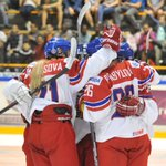 Congrats to the Czechs for earning promotion to #WomensWorlds in Kamloops for next year! http://t.co/Ud5UFCAnWA http://t.co/REmBI8PKQH