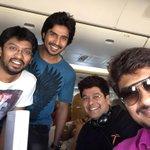 Landed in Dubai! #holiday @actor_viishnu @karthi_bluelion http://t.co/erYgM3ohVj