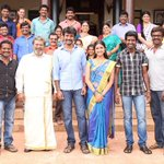 #Rajinimurugan final schedule wrap up today and Karaikudi. 1 day patch work shoot pending in Chennai.