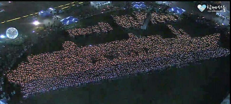 4160명의 가장 슬픈 촛불 http://t.co/dDZcxD83FG