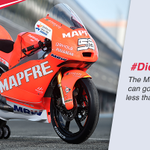 RT @MahindraRacing: #DidYouKnow the Mahindra MGP3O bikes can go from 0 to 100kmph in less than 3 seconds. #Trivia