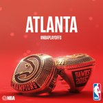 '2015 NBA Champion @ATLHawks' has a nice RING to it! #NBAPlayoffs http://t.co/bpl9oNE94y