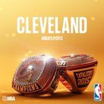 '2015 NBA Champion @Cavs' has a nice RING to it! #NBAPlayoffs http://t.co/FgHVIsNe9t