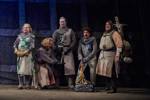 ONstage Opening tonight in Hamilton: Monty Python's Spamalot at @theatreaquarius http://t.co/pv7HPUxtIh http://t.co/Ynn7zKZZQF