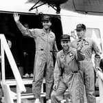 PHOTOS: 45 years ago today, the #Apollo13 crew returned safely to Earth. http://t.co/4O1oPYjc9f @scj http://t.co/4yIqT1xwmb