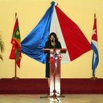 36 aniversario del establecimiento de las relaciones diplomáticas entre #Cuba y #Granada http://t.co/lgr1VJlGio http://t.co/Glvr4iyhZn
