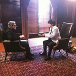 RT @MartineDubin: @Yujin_Nagasawa and @deepakchopra discuss philosophy and religion for @curiousity_strm