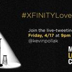 RT @kevinpollak: Here we go! @XFINITY Live tweeting #MiseryLovesComedy! Watch on XFINITY On Demand, follow #XFINITYLovesComedy