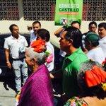📢Iniciamos nuestra caminata en Lerma, compartiendo nuestro proyecto para Campeche. #ConTodoParaTodos http://t.co/uX2i8lBO7V