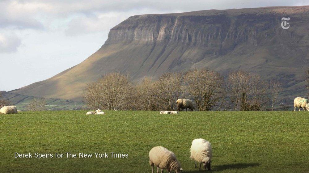 In Ireland, @RussellShorto chases the wild soul of Yeats.