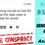 . #धर्म_योद्धा_SubramanianSwamy taking Asaram Bapujis Legal Case in itself PROVES HIS INNOCENCE ! http://t.co/h3xTpYVoeX