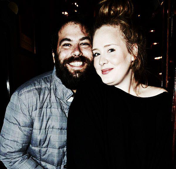 Happy birthday Simon!    Thank you for always keeping Adele happy x