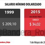 Sepa cómo queda el salario mínimo a dólar oficial Simadi (Salario internacional OFICIAL. Fórmula explícita) http://t.co/oySj8X6IcC