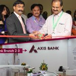 RT @AxisBank: Proud to launch our first Express Branch in Bengaluru! Join us in celebrating this milestone! #ProgressOn