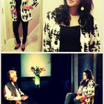 RT @MasabaG: The very amazing @MirzaSania in our people print jacket ! You look great Sania ! :-) http://t.co/JklamyLXza