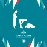 """""""Adzan Maghrib utk Wilayah Bandung & sekitarnya"""", wilujeng netepan taruwit :) http://t.co/3IkZhlWWid"""