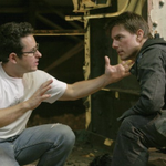 Behind the scenes of #MissionImpossible III with the great J.J. Abrams. #TBT