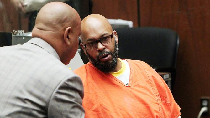 Suge Knight entered a not guilty plea and failed to secure a further bail reduction today