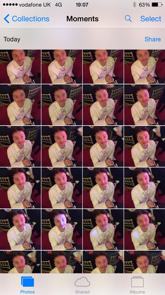 Never give @ConorMaynard a selfie stick and your phone http://t.co/WgM1ZrEBaf